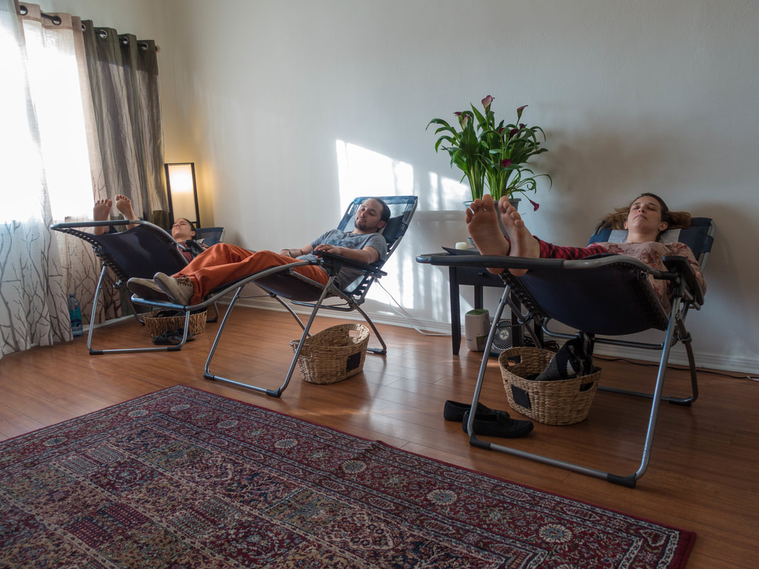 The Staff - PACIFIC COAST COMMUNITY ACUPUNCTURE